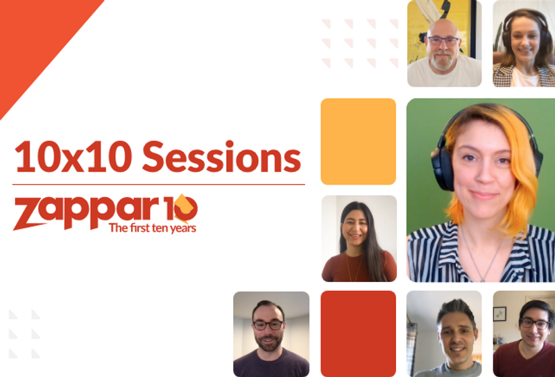 For this 10x10 Session, the Co-Founder and CEO of Zappar Ltd (Caspar Thykier) is joined by Antonia Forster, an XR technical specialist at Unity Technologies.