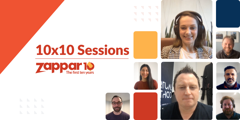 For this 10x10 Session, the Co-Founder and CEO of Zappar Ltd (Caspar Thykier) is joined by the Co-Founders of Virtual Method, David Francis & Carli Johnston.