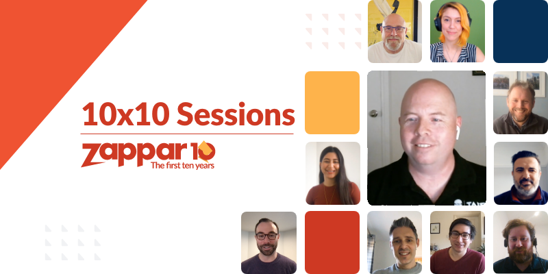 For this 10x10 Session, the Co-Founder and CEO of Zappar Ltd (Caspar Thykier) is joined by Joe Millward, Innovation Manager at TAFE NSW.