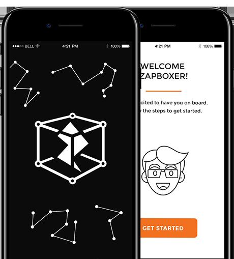 ZapBox App