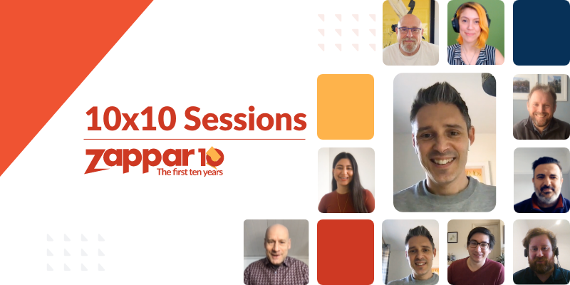 In this 10x10 Session, Zappar Co-Founder and CEO (Caspar Thykier) is joined by Simon Windsor, the Co-Founder and Co-MD of Dimension.
