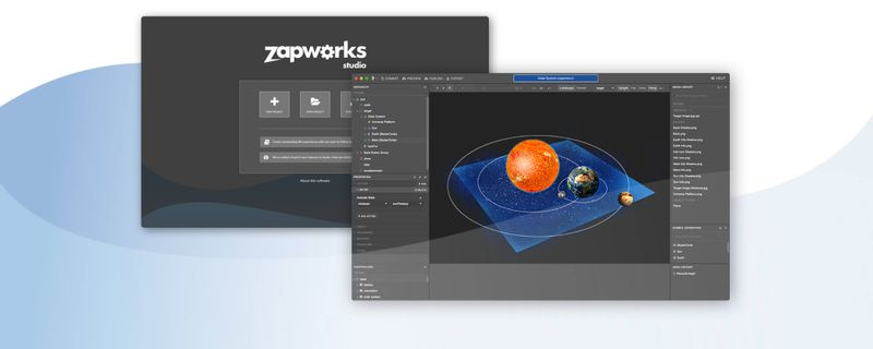 ZapWorks Studio 5 further continues our mission to build the most affordable, accessible, scalable and easy-to-use AR/VR/MR toolkit on the market. With the introduction of Actions, Dynamic Lightning and additional ZapBox support, Studio 5 flattens the learning curve so both designers and developers can create the AR experiences of the future.