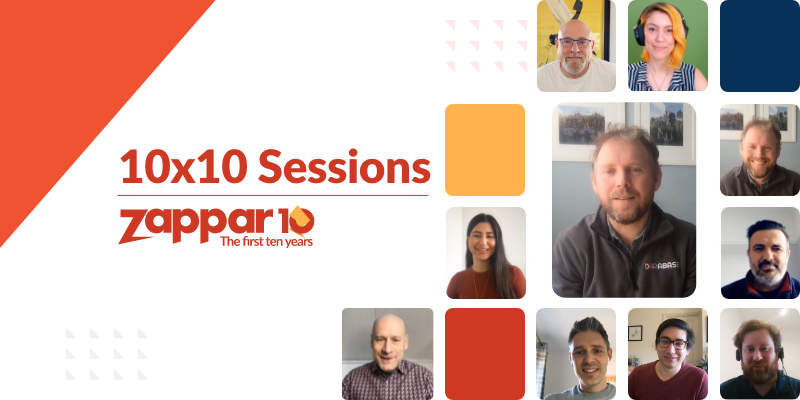 In this 10x10 Session, Zappar Co-Founder and CEO (Caspar Thykier) is joined by Dominic Collins, the CEO and Co-Founder of Darabase and ex-GM of JauntXR.