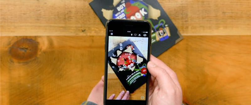 Discover how AR can be used to enhance storytelling for children, as well as the long-term benefits of AR for the publishing industry, in our Q&A with the co-creator of 'The Boy with His Head Stuck in a Book', Anna Broadhurst.