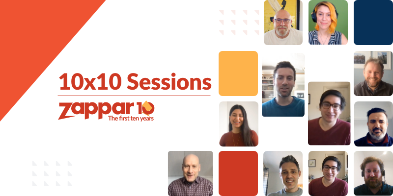 In this 10x10 Session, Zappar Co-Founder and CEO (Caspar Thykier) is joined by David Ripert and Laurie Ainley, from Poplar Studio, a London-based immersive agency.