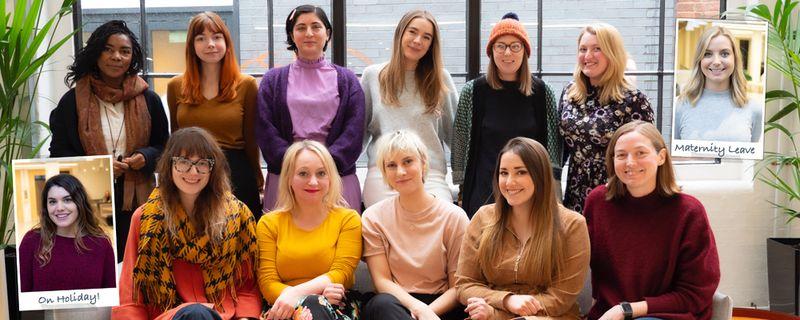 Meet the women of Zappar.