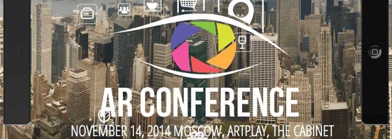 A whirlwind trip to deliver the keynote at the AR Conference in Moscow.