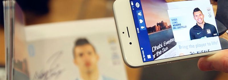 For an industry with such advanced media and marketing materials, UK sports brands have generally been quite behind in terms of digital adoption, especially with AR. Here are three powerful ways Augmented Reality can be deployed in the sports industry.