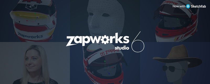 Our major new update brings Sketchfab integration and face tracking functionality to ZapWorks Studio 6. The latest version of our AR creation toolkit is our most powerful, feature-rich and accessible yet, empowering you to create experiences that will engage and amaze your audience.