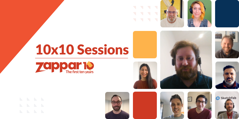 For this 10x10 Session, the Co-Founder and CEO of Zappar Ltd (Caspar Thykier) is joined by Richard Hess, the Immersive Experience Lead (for AR and VR) at Nestlé.