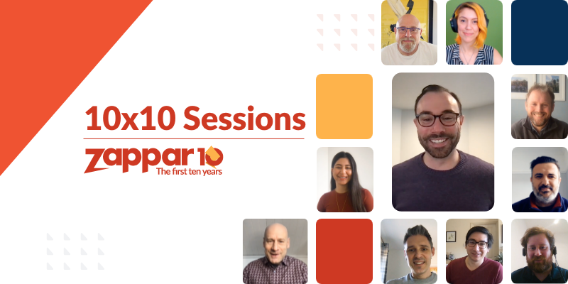 In this 10x10 Session, Zappar Co-Founder and CEO (Caspar Thykier) is joined by Scott Kegley, Executive Director of Digital Media and Innovation at the Minnesota Vikings.