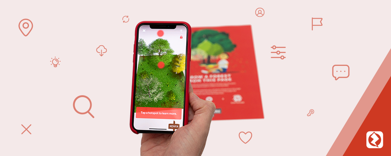 User-centric design is a crucial part of the AR design process. This blog draws on the expertise of our  UI, UX and QA teams so you can learn how to create engaging, easy-to-use AR experiences that users will love.