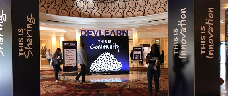 Fresh from a busy week at DevLearn 2019(one of the biggest learning, training and development conferences in the world) I wanted to reflect on my time in Las Vegas and share my learnings with the ZapWorks community on how L&D professionals can best use AR to build long-term success within their training programs.