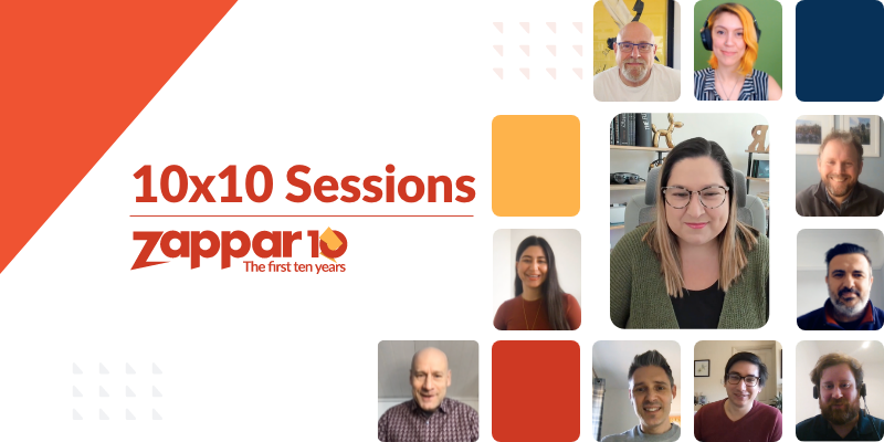 The 10x10 Sessions are back, and the first episode of Series 2 features Cathy Hackl, leading tech futurist and one of 2020's top 10 most influential women in tech.