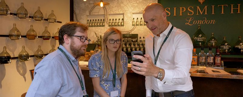 It's been a long time coming, but we finally have a winner of our ZapWorks x Sipsmith competition, taking home a cool £10,000 in cash and a national AR campaign.