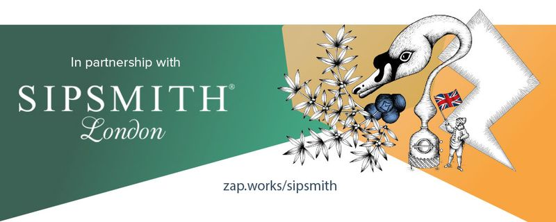 Zappar and London gin crafters Sipsmith have teamed up to give AR creatives the chance to win a huge £10,000 prize which will see their work featured on a national campaign. Utilizing the power of our latest ZapWorks Studio 6 creative toolkit update, which includes world tracking with ARKit and ARCore support, face tracking and Sketchfab integration, the AR creative community are tasked with creating an interactive experience to surprise and delight discerning Sipsmith drinkers.
