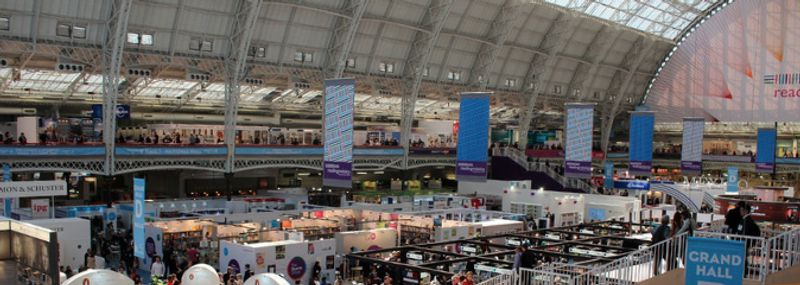 The Zappar team has spent this week at the London Book Fair – one of the largest publishing industry get-togethers in the world – talking to publishers and authors about how augmented reality and publishing can work together.