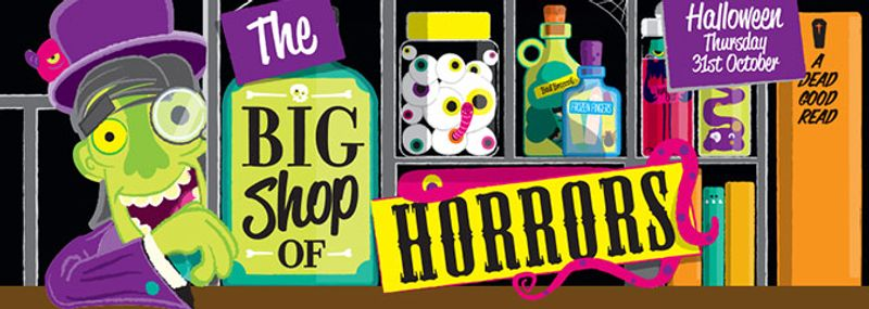 Zappar, the leader in Augmented Reality (AR) enabled products and entertainment experiences, has teamed up with Asda to transform Asda stores into a Big Shop of Horrors. Asda shoppers will be greeted by Sir Spook and his colleagues, as they are guided round the store on a free haunted hunt on Saturday 26th October in 406 stores.