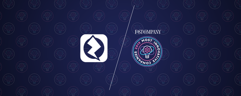 Zappar has been awarded a place in this year's prestigious Fast Company World's Most Innovative Companies list and is featured in the top ten for the VR/AR sector.