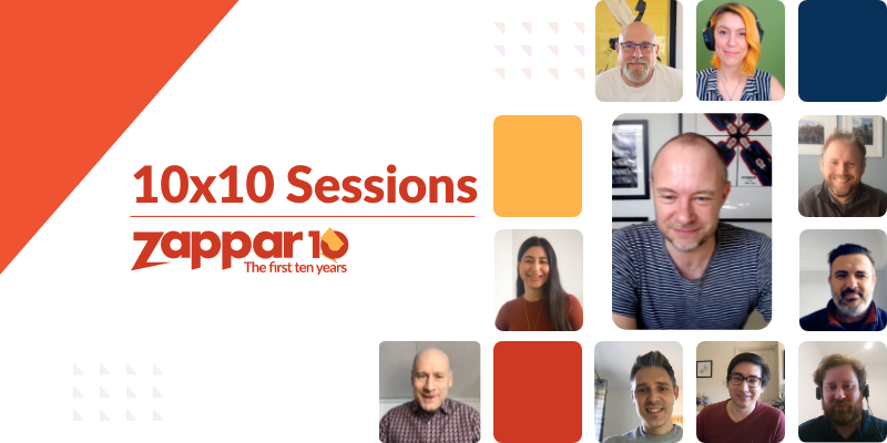 In this episode of our 10x10 Sessions, Zappar CEO and Co-Founder, Caspar Thykier, is joined by John Cassy, the CEO and Founder of Factory 42.