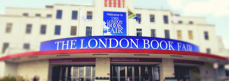 So that was The London Book Fair 2014. What a fantastic show. We were kindly invited to talk at the event on the role of AR in publishing.