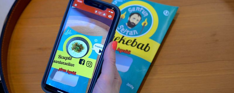 How AR has been and can be used as a valuable tool to promote Vegan campaigns now and in the future.