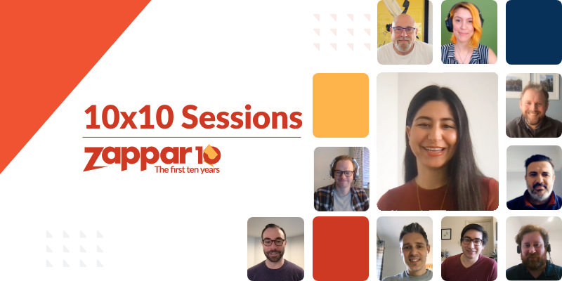 For this 10x10 Session, the Co-Founder and CEO of Zappar Ltd (Caspar Thykier) is joined by Maryam Sabour, Business Development Lead (for AR and Platform) at Niantic.