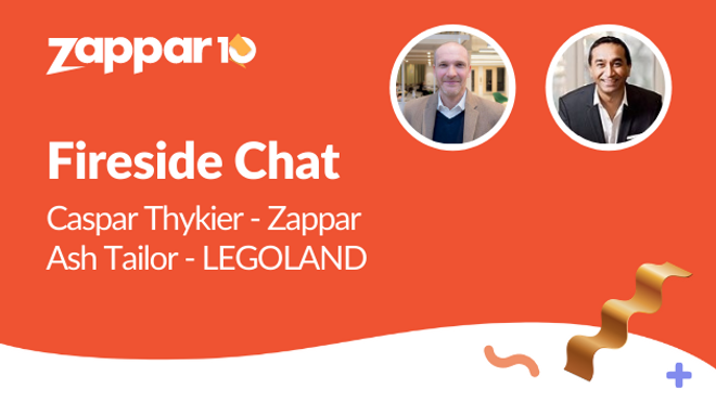 Fireside Chat: Ash Tailor, VP of Global Brand & Marketing, LEGOLAND