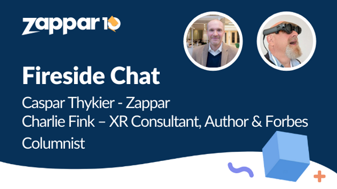 Fireside Chat: Charlie Fink, XR Consultant, Author & Forbes Columnist