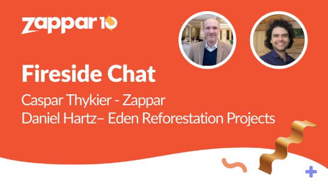 Fireside Chat: Daniel Hartz at Eden Reforestation Projects