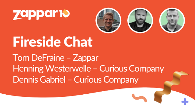 Fireside Chat: Henning Westerwelle & Dennis Gabriel from Curious Company