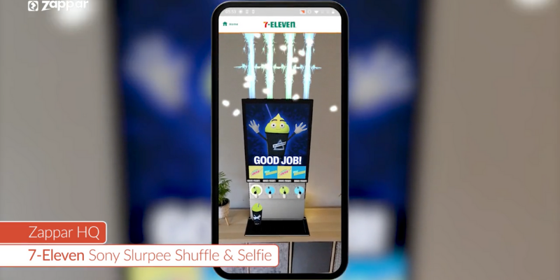 We started 2021 off with a bang here at Zappar - releasing two new amazing features for our ZapWorks users and launching some great AR experiences for a multitude of use cases.