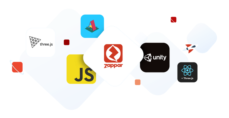 We're delighted to release our Universal AR for React+three.js SDK, offering web developers the ability to create AR content using the power of the React JavaScript library and three.js.