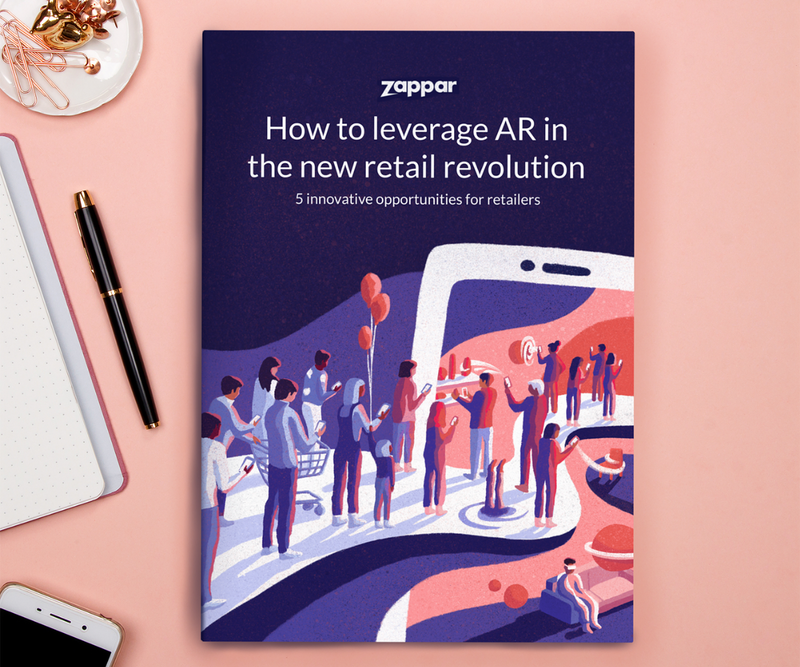 If you want to get ahead of this digital revolution for your brand or business, we have compiled five innovative ways to use augmented reality for retail, highlighting brands already leading the way and sharing the stats that we found hard to ignore.